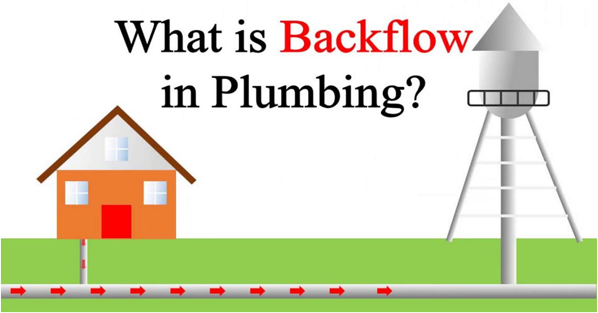 What Causes Backflow in Plumbing?